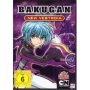 Bakugan: New Vestroia - Staffel 1.2 Animation/Zeichentrick DVD WARNER HOME VIDEO GERMANY