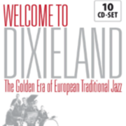 Barber, Chris´s Jazzband/Colyer, Ken´s Jazzmen/+ Welcome To Dixieland-The Golden Era Of European Traditional Jazz Country CD MEMBRAN MEDIA GMBH