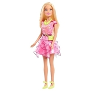 Barbie Blond, 70 cm -