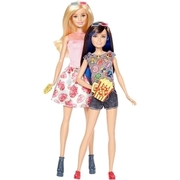 Barbie - Schwestern, Barbie & Skipper (DWJ65) MATTEL