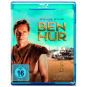 Ben Hur Action Blu-ray WARNER HOME VIDEO GERMANY