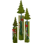 Best of home Deko-Objekt Tannenbaum 66 cm x 14 cm x 7 cm BEST OF HOME