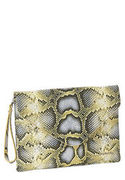 Betty Barclay Clutch, hellgelb - Gelb, ACC BETTY BARCLAY