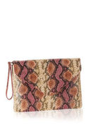 Betty Barclay Clutch, rose - Rot, ACC BETTY BARCLAY