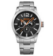 BOSS Orange Herrenuhr Paris Multifunktion 1513238 BOSS ORANGE