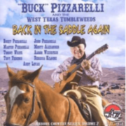 Buck Pizzarelli + The West Texas Tumbleweeds - Back In The Saddle Again - (CD) REBEAT MUSIC VERTRIEBS GMBH