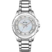 Bulova Damenuhr Diamonds ´´96P144´´ BULOVA