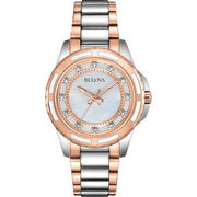 Bulova Damenuhr Diamonds ´´98P134´´ BULOVA