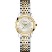 Bulova Damenuhr Diamonds ´´98S148´´ BULOVA