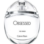 Calvin Klein Obsessed for Women Eau de Parfum, 100 ml CALVIN KLEIN