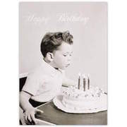CARD Happy Birthday Junge BUTLERS