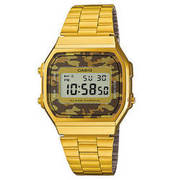 CASIO Collection Armbanduhr A168WEGC-5EF CASIO