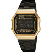 Casio Damenuhr Collection Retro ´´A168WEGB-1BEF´´ CASIO