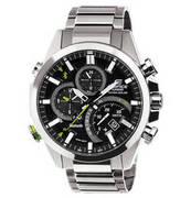 CASIO EDIFICE Herrenuhr Chronograph Bluetooth EQB-500D-1AER CASIO EDIFICE