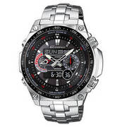 CASIO EDIFICE Herrenuhr ECW-M300EDB-1AER CASIO EDIFICE