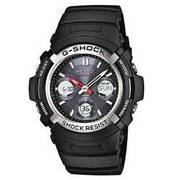 CASIO G-SHOCK Herrenuhr AWG-M100-1AER CASIO G-SHOCK