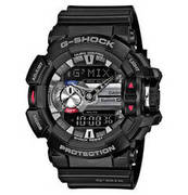 CASIO G-SHOCK Herrenuhr Bluetooth GBA-400-1AER CASIO G-SHOCK