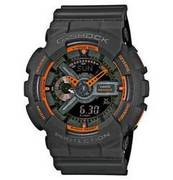 CASIO G-SHOCK Herrenuhr GA-110TS-1A4ER CASIO G-SHOCK