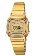 Casio La670Wega-9Ef Uhr - Gold CASIO