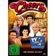 CHEERS 2.SEASON TV-Serie/Serien DVD UNIVERSAL PICTURES V. (FRONT-V