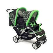CHIC 4 BABY - Geschwisterwagen Duo, Orbit Green CHIC 4 BABY