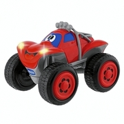 Chicco - Billy Big Wheels, rot CHICCO