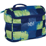 Chiemsee Washbag Kulturtasche 28 cm, swirl checks CHIEMSEE
