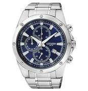CITIZEN Basic Herrenuhr Chronograph AN3530-52L CITIZEN