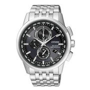 Citizen Herren Eco-Drive Funk Chronograph Elegant ´´AT8110-61E´´ CITIZEN