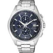 Citizen Herren Eco-Drive Funk Chronograph Super Titanium ´´AT8130-56L´´ CITIZEN