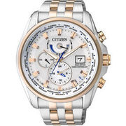 Citizen Herren Funkuhr Elegant ´´AT9034-54A´´ CITIZEN