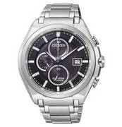 CITIZEN Super Titanium Herrenuhr Chronograph CA0350-51E CITIZEN