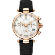 Claude Bernard Damen Chronograph Dress Code Chrono ´´10215 37R APR 2´´ CLAUDE BERNARD