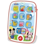 Clementoni - Mickey Mouse: Mickeys Baby Tablet CLEMENTONI