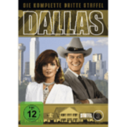 Dallas - Staffel 3 WARNER HOME VIDEO GERMANY
