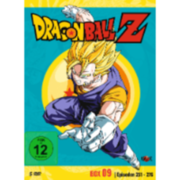 Dragonball Z Box 9 (Episoden 251 - 276) Action DVD AV VISIONEN GMBH