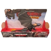 Dragons - Actionfigur: Drache, Race to the Edge Toothless (Extreme Wing Flap Action), ca. 15 cm SPIN MASTER