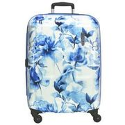 Epic Crate ex 4-Rollen Trolley 76 cm, wildblossom blue EPIC