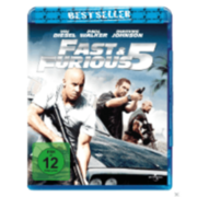 Fast & Furious 5 Action Blu-ray UNIVERSAL PICTURES V. (FRONT-V