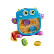 Fisher-Price - Hungriges Labyrinth-Monster (DRG11) FISHER PRICE