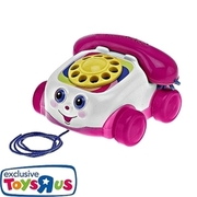 Fisher-Price - Plappertelefon pink FISHER PRICE