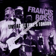 Francis Rossi - Live At St.Luke´s, London - (CD) EDEL GERMANY GMBH