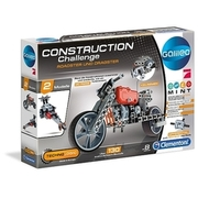 Galileo - Construction Challenge: Roadster & Dragster CLEMENTONI