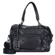 George Gina & Lucy Hotter than hot Handtasche 30 cm, black GEORGE GINA & LUCY