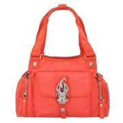 George Gina & Lucy Rocket Babe Schultertasche 34 cm, hot lobster GEORGE GINA & LUCY