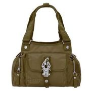 George Gina & Lucy Rocket Babe Schultertasche 34 cm, olively GEORGE GINA & LUCY