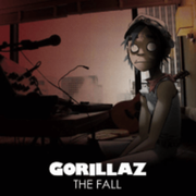 Gorillaz - The Fall - (CD EXTRA/Enhanced) WARNER MUSIC GROUP GERMANY