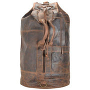 Greenland Classic Seesack Leder 60 cm, brown GREENLAND