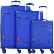 Hardware Revolution 4-Rollen Trolley Set 3tlg., cool blue HARDWARE
