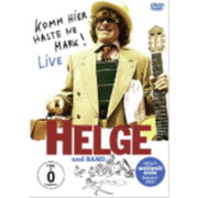 Helge Schneider - Komm hier haste ne Mark! - Live Comedy DVD SONY MUSIC ENTERTAINMENT (GER)